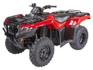 2020 HONDA TRX420 6.9% HP FINANCE TRX420FA2 TRX420FA6 AUTO, DCT, IRS, ATV 420