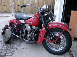 1948 HARLEY-DAVIDSON FL PANHEAD