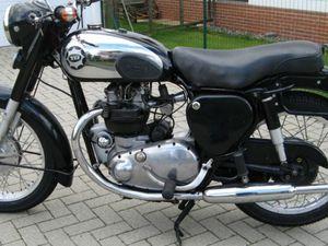 1957 BSA A10