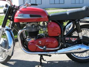 1961 NORTON DOMINATOR 99