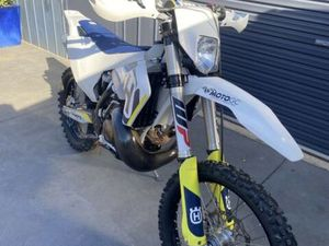 2018 HUSQVARNA TX300 (BROUGHT NEW IN 2019)