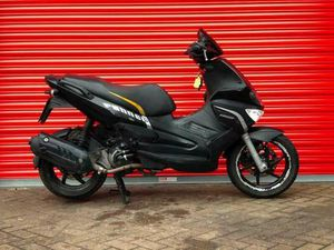 2015 GILERA RUNNER 125 BLACK LEARNER LEGAL 1 OWNER SPARES OR REPAIRS DELIVERY | IN LEICEST