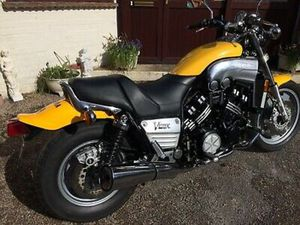 YAMAHA V MAX 1200 COLLECTORS ITEM 693 MILEAGE FROM NEW ONE OWNER 12 MONTHS MOT