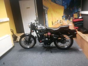 ROYAL ENFIELD | IN CHOPPINGTON, NORTHUMBERLAND | GUMTREE