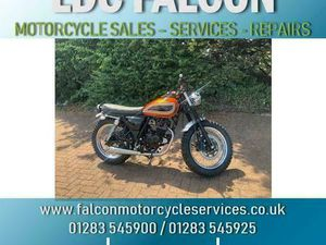 MUTT SUPER 4 GOLD 125CC CUSTOM - BRAND NEW, CLICK AND COLLECT AVAILABLE | IN BURTON-ON-TRE