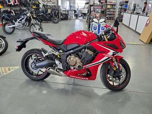HONDA CBR650R 2020 USED MOTORCYCLE FOR SALE IN HAMILTON