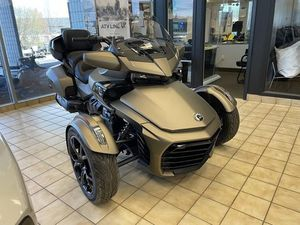 CAN-AM SPYDER® F3 LIMITED DARK 2021 NEW MOTORCYCLE FOR SALE IN BARRIE