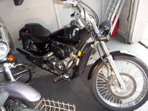2008 HONDA VT750 SHADOW SPIRIT