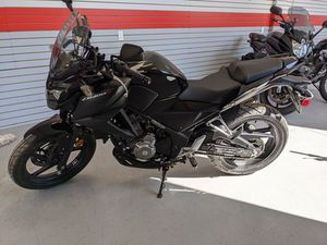 HONDA CB300F 2016 USED MOTORCYCLE FOR SALE IN INNISFIL