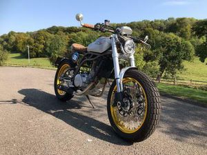 CCM SPITFIRE CAFE RACER 600CC | IN HEMEL HEMPSTEAD, HERTFORDSHIRE | GUMTREE