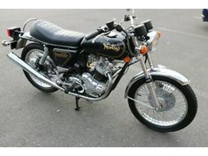 1975 NORTON 850 COMMANDO ELECTRIC START