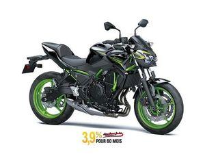 KAWASAKI Z650 ABS 2021 NEW MOTORCYCLE FOR SALE IN SAINT-MATHIAS-SUR-RICHELIEU