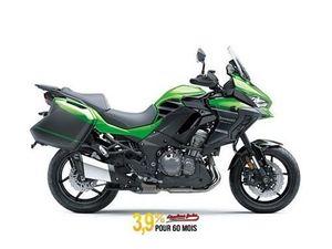 KAWASAKI VERSYS 1000 ABS LT 2021 NEW MOTORCYCLE FOR SALE IN SAINT-MATHIAS-SUR-RICHELIEU