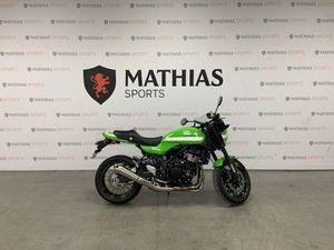 KAWASAKI Z900RS GARANTIE JUSQU;EN 2023! 2018 USED MOTORCYCLE FOR SALE IN SAINT-MATHIAS-SUR
