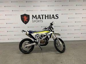 HUSQVARNA 701 ENDURO 2017 USED MOTORCYCLE FOR SALE IN SAINT-MATHIAS-SUR-RICHELIEU