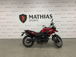 BMW F700 GS 2014 USED MOTORCYCLE FOR SALE IN SAINT-MATHIAS-SUR-RICHELIEU