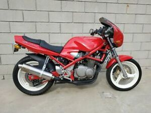 RARE GSF400 RUNS & RIDES GREAT WITH NICE UPGRADES AND IN EXCELLENT CONDITION