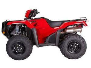 NEW HONDA TRX520 FA6 (IRS & EPS) POWER STEERING FOREMAN ATV QUAD AUTO/DCT