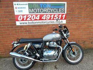 ROYAL ENFIELD INTERCEPTOR 650 MOTORCYCLE