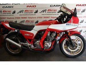 1982 HONDA CB900 F2C