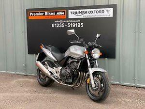 HONDA CBF600 NAKED COMMUTER MOTORCYCLE