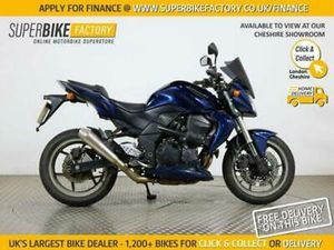 2009 09 KAWASAKI Z750 ZR - BUY ONLINE 24 HOURS A DAY