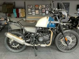 ROYAL ENFIELD HIMALAYAN ADVENTURE BIKE 2021 *ALL COLOURS IN STOCK*