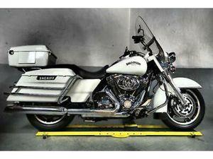 2009 HARLEY-DAVIDSON FLHP ROADKING POLICE 1690,4K KMS,IRAQI INTERIOR MINISTRY