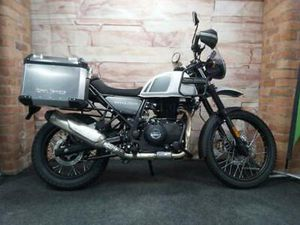 ROYAL ENFIELD HIMALAYAN ADVENTURE BRAND NEW FOR 2021