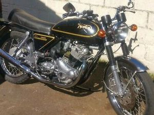 1974 NORTON COMMANDO 850 MK11A