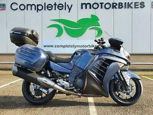 KAWASAKI GTR1400 2017 - ONE OWNER - FULL LUGGAGE - ONLY 6203 MILES