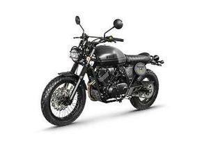 BULLIT MOTORCYCLES BLUROC 250CC RETRO NAKED GEARED MOTORCYCLE