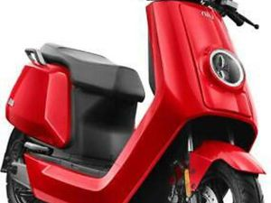 BRAND NEW NIU NQI SPORT SERIES ELECTRIC SCOOTER LEARNER LEGAL 50CC EQUIVALENT