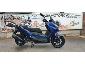 LEXMOTO APOLLO 125CC SCOOTER MOPED LEARNER LEGAL COMMUTER MAXI SCOOTER