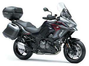 KAWASAKI VERSYS 1000 S - NEW MODEL FOR 2021