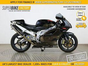APRILIA RSV1000 BUY ONLINE 24 HOURS A DAY 998CC