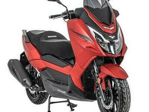 LEXMOTO APOLLO 125 125CC LARGE SCOOTER FINANCE & DELIVERY EURO 5 LATEST MODEL