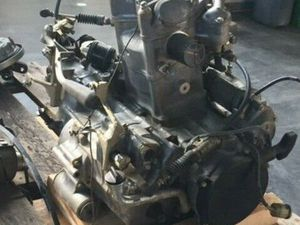 HONDA TRX 650 RINCON MOTOR/ 7758 KM GELAUFEN