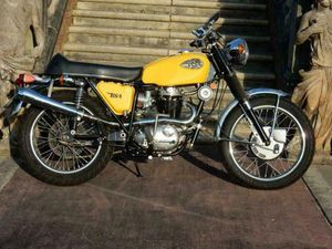 BSA B44 VICTOR SPECIAL 1968 440CC | IN NORTHWICH, CHESHIRE | GUMTREE