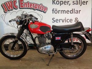 BSA B44 SHOOTING STAR