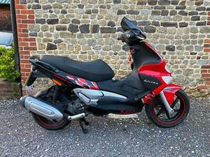GILERA RUNNER VXR 200 4 STROKE SCOOTER STANDARD LOW MILEAGE