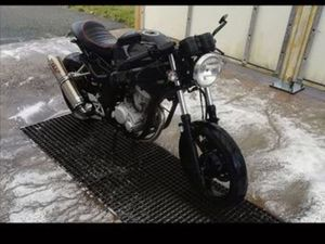 DEALIM ROADWIN CAFÉ RACER