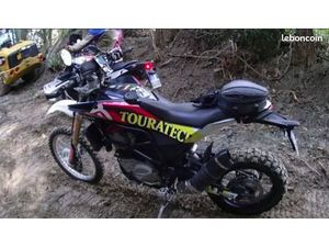 HUSQVARNA NUDA 900 X-CROSS TOURATECH