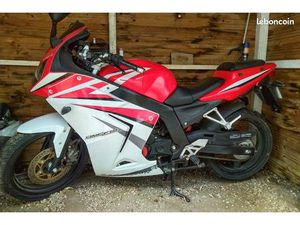 125 DAELIM ROADSPORT VJF INJECTION