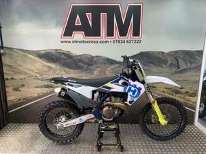 HUSQVARNA FC350 2020 MOTOCROSS BIKE, 50H, CLEAN TIDY BIKE (ATMOTOCROSS) | IN WESTON-SUPER-