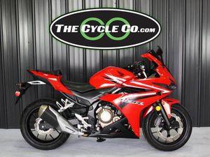 2016 HONDA CBR 500