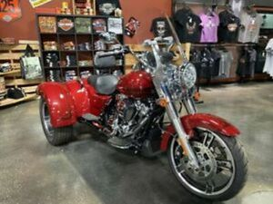 2020 HARLEY-DAVIDSON® FLRT - FREEWHEELER®, RED WITH 100 MILES AVAILABLE NOW!