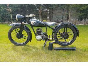 ZUNDAPP DB 200 1937 ALT RENOVIERUNG VORKRIEG