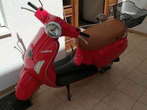 MOTORROLLER 50ER RIVERO TOSCANA