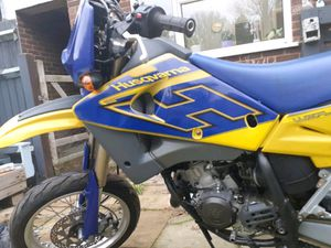 HUSQVARNA CR/SM/WR 125. 2001 MINT CONDITION. | IN BATTLE, EAST SUSSEX | GUMTREE